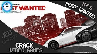 [Crack] Télécharger NEED FOR SPEED MOST WANTED