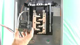 Instalación de 220 voltios