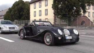 Morgan Aero 8 Exhaust SOUND