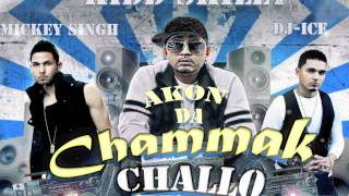 "Akon ""Chammak Challo"" Remix (Official) Ft.Kidd Skilly"