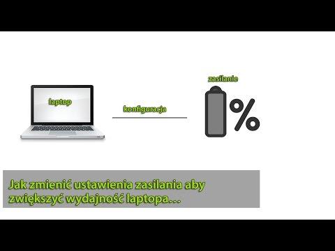 Jak zmienić ustawienia zasilania i poprawić wydajność laptopa