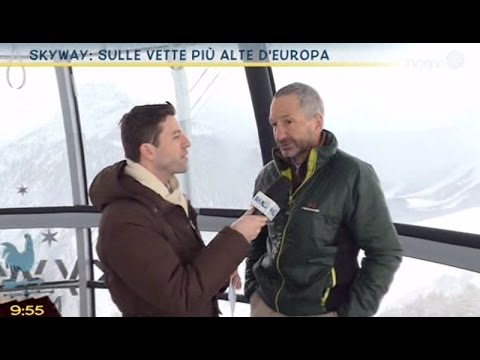 Skyway: sulle vette più alte d'Europa