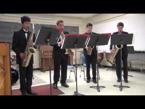 Sax Quartet -