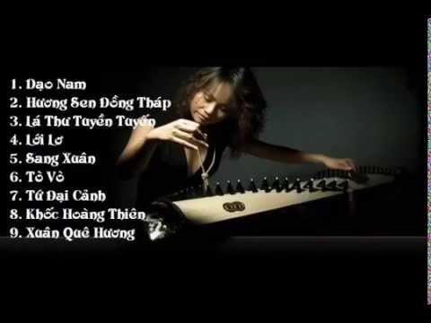Nhạc DÂn Tộc Hòa Tấu Đàn Tranh Quê Hương Việt Nam Hay Nhất 2014