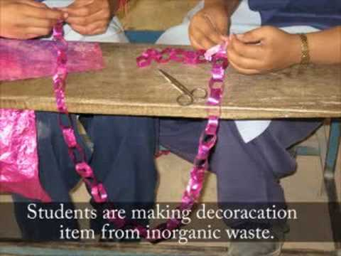 Garbage Management by by CSK Inter College