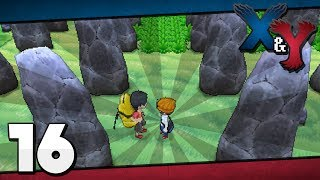 Pokémon X And Y Episode 16 Route 10: Menhir Trail