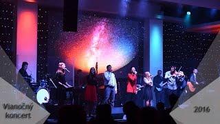 Vianočný koncert | TyMy, James Evans & band, Ondrej Straka & friends a další ...