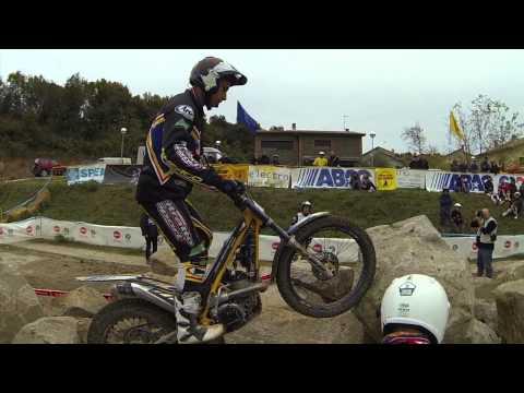 Campeonato Nacional de Trial; Can Rosal 2013 Albert Cabestany; 6a zona