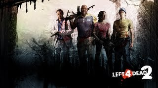 Left For Dead 2: Co-op Gameplay #4 (HUN) (HD)