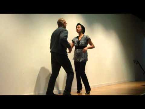 Judy and Anthony Cordova Dance Demo