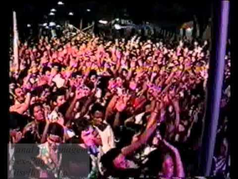 Show das Paquitas New Generation em Arcos-MG - 30/09/1996