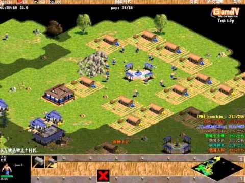 Random 4-4 Việt Nam vs Trung Quốc trận 1 ngày 03/10/2011 (Luật Trung Quốc)