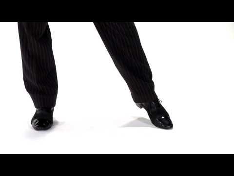Academia de Baile - Tango (Nivel 2) Hombre Ocho Adelante