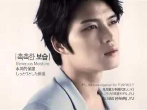 [Korean TVC] Jae Joong Ver - Tony Moly Floria Nutra Energy Toner