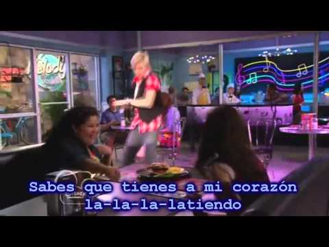 Austin Moon (Ross Lynch) - Heart Beat (Sub español) - Austin & Ally [HD]