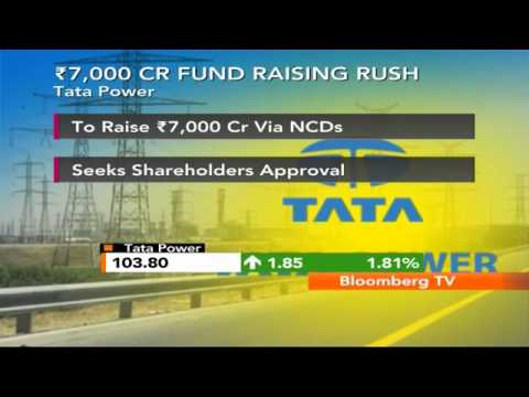 Market Pulse: Tata Power's Fund Raising Plans
