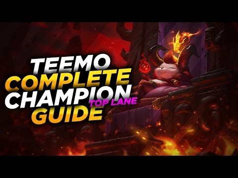 Teemo: ON-HIT KITING BUILD - League of Legends Champion Guide [SEASON 7]