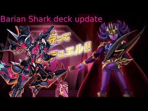 Barian Shark deck update 05.12.2013