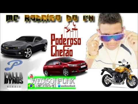 Mc Rodrigo do C N - Poderoso Chefão ( lançamento 2013) palladynus dj