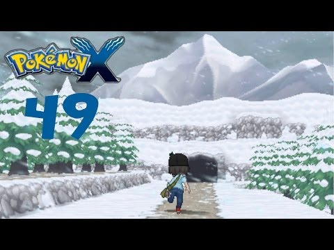 Pokemon X #49 Der Winter naht