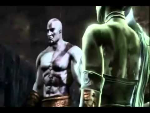 God of war (Cuoc chien giua cac vi than) Part 7