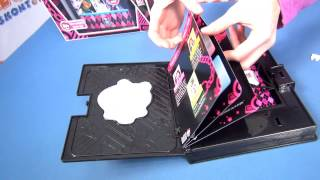Monster Krasses Diary / Upiorny Pamiętnik Monster High
