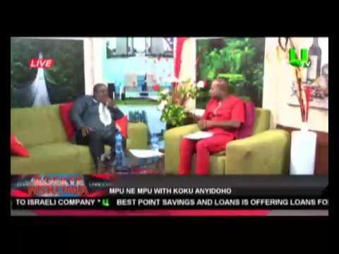 Mpu Ne Mpu with Koku Anyidoho on UTV