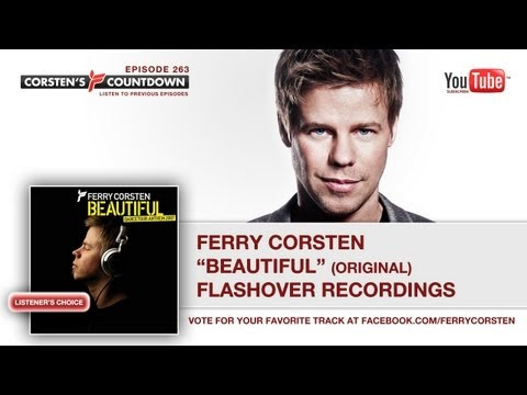 Corsten's Countdown #263 - Official Podcast