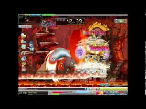 Beast Tamer VS Normal Zakum