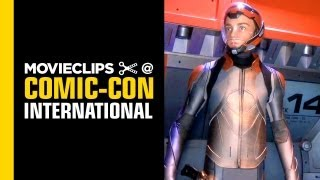 Comic-Con Ender's Game: Ender's Experience 2013 - HD