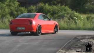 Fiat coupe rwd projekt