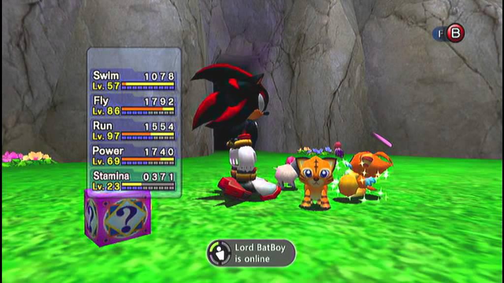 Sonic Adventure 2 Battle Chao Cheats