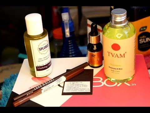 GLOBOX January 2018 | Unboxing & Review | Indian Beauty Blogger |