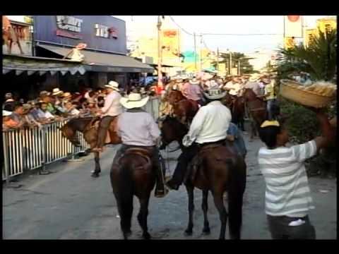 Fiestas del 20 de enero 2014 sincelejo -cabalgata