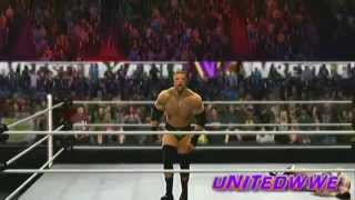 WWE 2k14 Wrestlemania 30 Triple H Vs Daniel Bryan