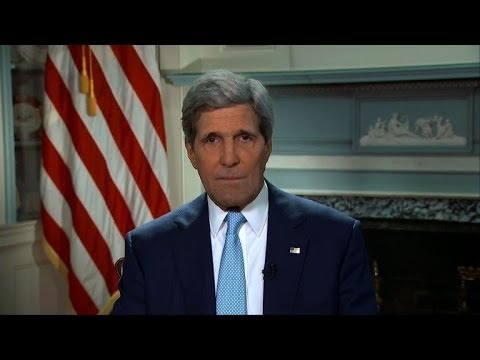 Kerry tells Snowden to 'man up' and return to the US