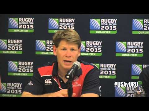 USA v. Uruguay Post-game Press Conference w/ Mike Tolkin, Todd Clever, and Mike Petri