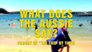 Australian Slang What Does The Aussie Say ? Parody Of