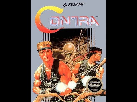 Contra - Longplay [10] - User video