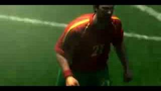 Pro Evolution Soccer 4 Trailer Intro PES4 XBOX PLAYSTATION