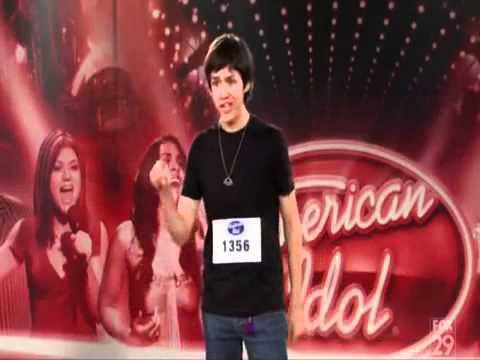 Danny Hollywood Undead American Idol Audition