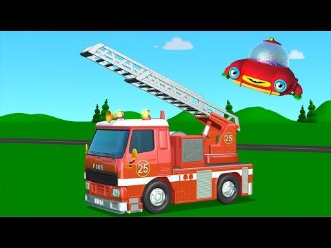 TuTiTu xe chữa cháy