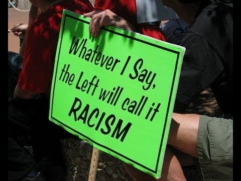 The Race Card... Are you losing the debate? Shout Racist to silence the opposition!