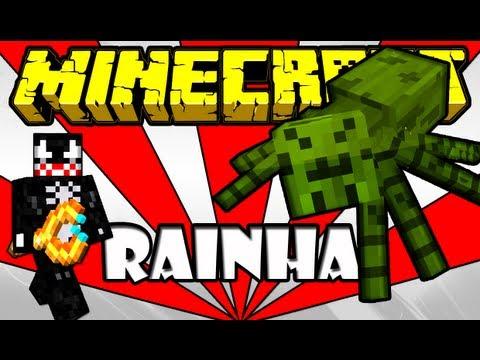 BossCraft: A Aranha Rainha  o.O - Minecraft #5