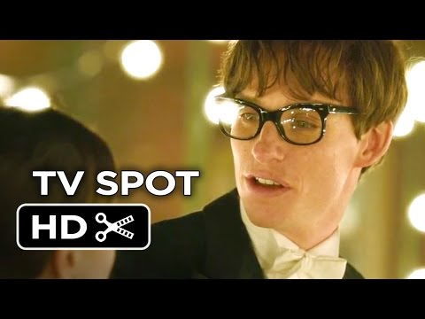 The Theory of Everything TV SPOT - Challenge (2014) - Eddie Redmayne, Felicity Jones Movie HD