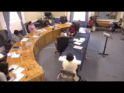 Plattsburgh Public Safety Citizens Review Panel  9-21-20