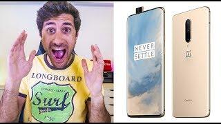 OnePlus 7 // 7 Pro - TUDO o que DEVES SABER !!