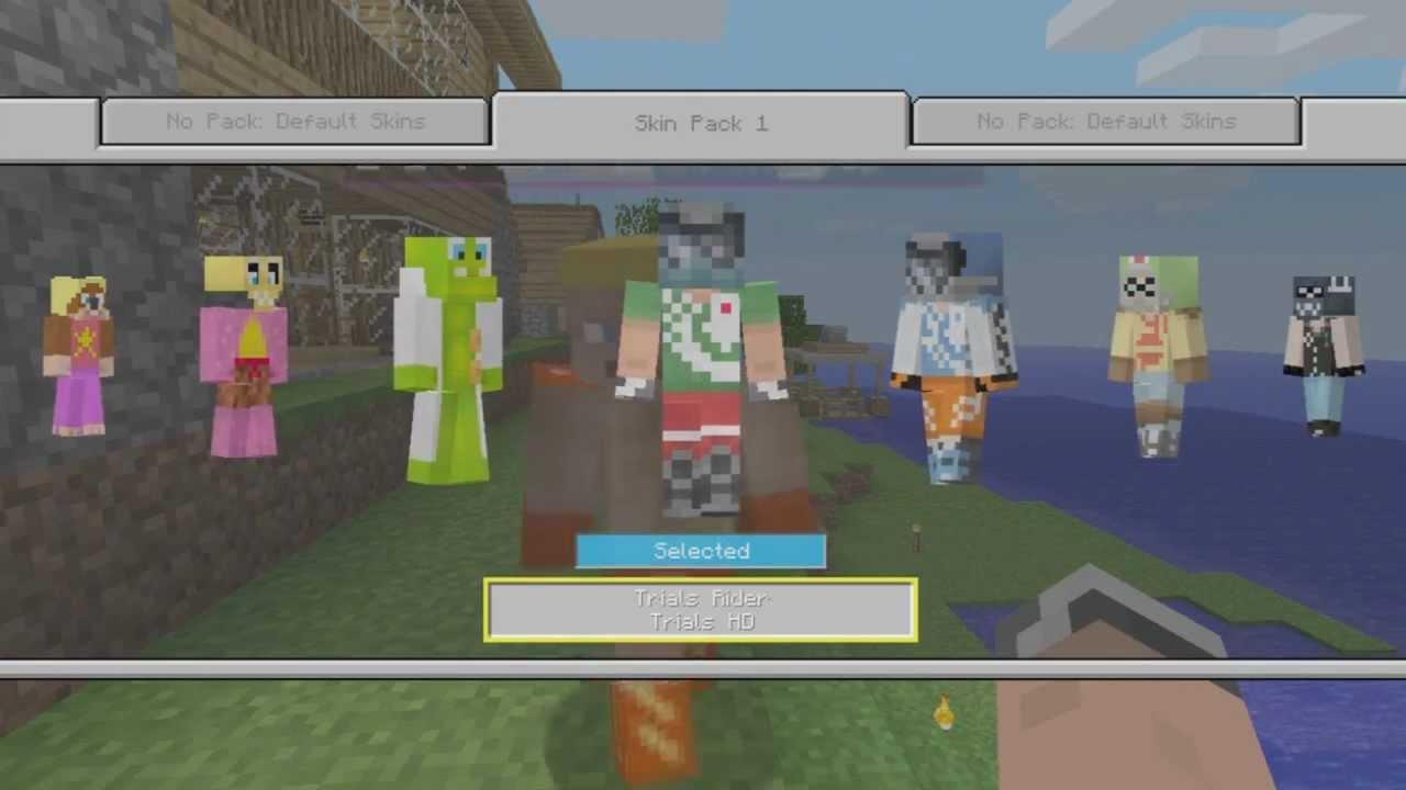Скачать HD скин Херобрина для Minecraft бесплатно - HD ...