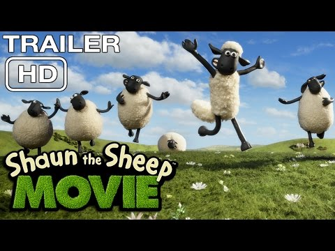 Shaun the Sheep The Movie – Official Trailer, Shaun the Sheep, Janko Strizic, Ovecka Shaun, F for Far, Lammac Shaun, Late Lammas, Shaun Mouton, Shaun das Schaf, Shuan Het Schaap, Shaun a barany, Shuan Vita da pecora, Aunina Sona Piedzivojumi, Avinukas Vinukas, Sauen Shaun, Baranek Shaun, Shaun o...