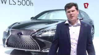Женева 2017 Toyota Mirai, Toyota Yaris Hybrid, Toyota Yaris GR и Lexus LS 500h. Первый Автомобильный канал.